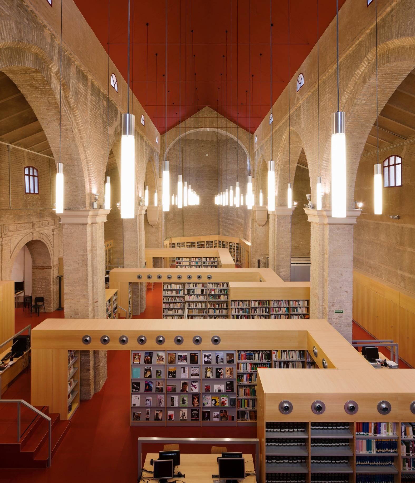 Centro de investigación y recursos de las artes escénicas de Andalucía (CIRAE)
